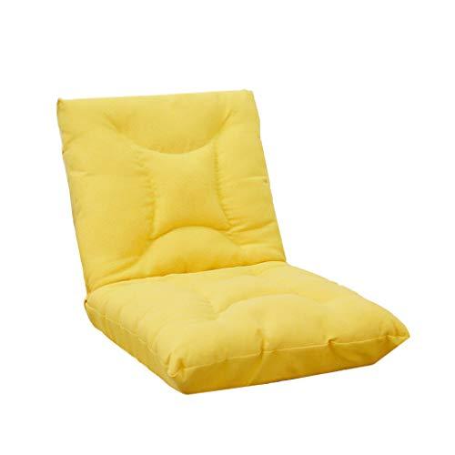 Klappbare Faule Couch Bett Kissen Boden schwimmende Fenster Balkon Computer Tatami Rückenpolster EIN Stuhl