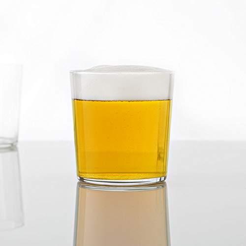 Sidra - Juego de 6 vasos de agua (36 cl)