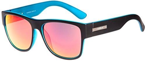 RELAX Damen Herren Sonnenbrille UV400 Schutz Verspiegelt R2305E