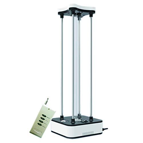 WILK Soport UV-kiemdodend licht 36 watt UV-lamp draagbare desinfectie, afstandsbediening, timing van de derde versnelling, voor hotelhuis, kledingkast, toiletwagen