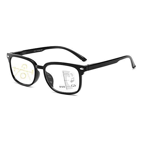 XWGlory Square Frame Progressieve multifocale leesbril