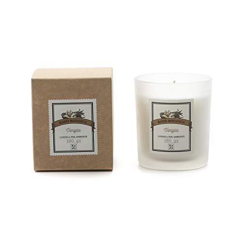 candele profumate kasanova Vaniglia candela Kad� Botanica
