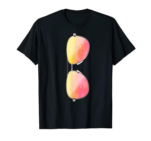 Talk to Me   Camiseta Sunglass   Funny Beach Vacation Camiseta