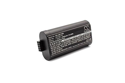 vhbw Batería Compatible con Logitech Ultimate Ears UE MegaBoom S-00147 Altavoz, reemplaza...