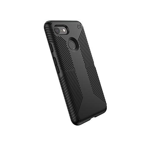 SPECK Presidio Grip Case for Google Pixel 3, Black