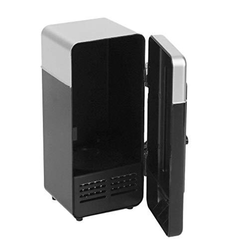 Mini congelador 2020 nuevo 19,4 x 9 cm coche mini nevera portátil bebida, barco refrigerador de viaje cosmético nevera