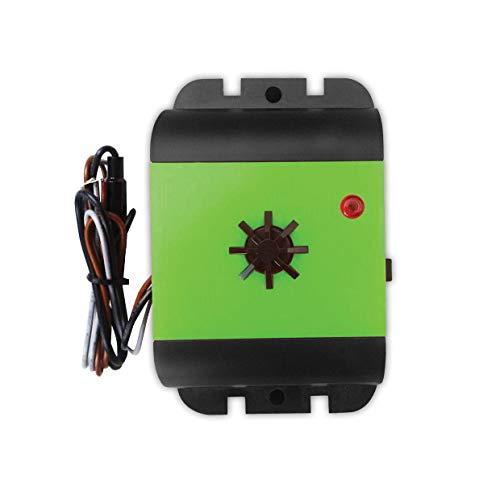 ISOTRONIC, repellente per martore, con batteria da 12 V, repellente per martore, senza martore, per auto, senza martore, con ultrasuoni (1)