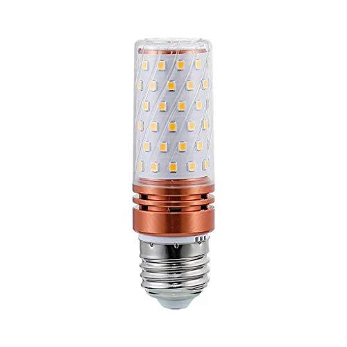 LED Maisbirne 12W anstelle von 100W Glühlampe E27 1600 Lumen äquivalent 3000K unverstellbar E27 Spirale Glühbirne Zylindrische Lampen