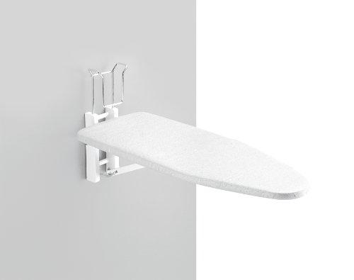 Aris Muralix - Tabla De Planchar De Pared Plegable - En Madera De Haya Maciza - Fabricado En Italia...