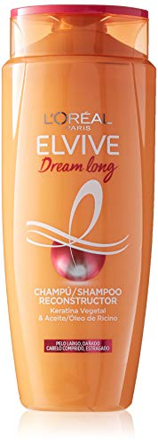 L'Oreal Paris Elvive Dream Long Shampoo 700 ml (Paquete de 3)