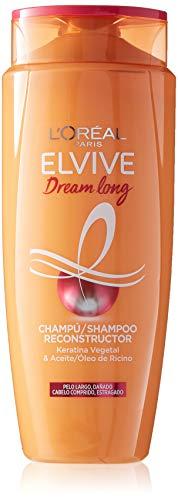 L'Oréal Paris Elvive Dream Long Champú Reconstructor , 700 ml