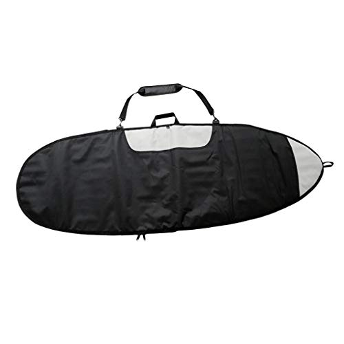 lahomia Surfboard Travel Day Bag, Funda Protectora para Tabla