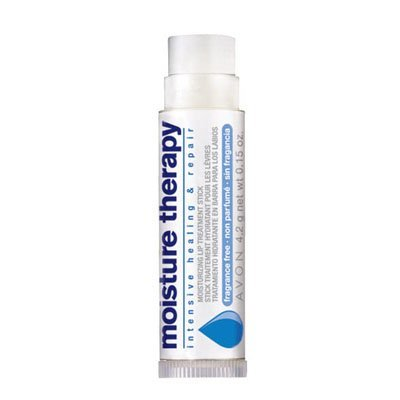 Avon Moisture Therapy Intensive Healing and Repair Moisturizing Lip Treatment Stick .15oz.