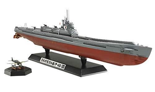 タミヤ 1/350 艦船シリーズ No.19 日本海軍 特型潜水艦 伊-400 プラモデル 78019