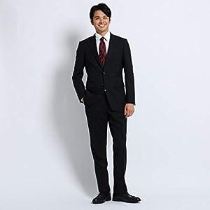 [ タケオキクチ ] スーツセット 【 WEB限定 】 フォーマル対応 定番 ビジネススーツ G8767343 メンズ ブラック(019) 03(L)