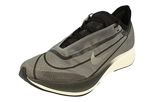 Nike Women's WMNS Zoom Fly 3 Running Shoe, Dark Smoke Grey/MTLC Pewter-Black, 4.5 UK