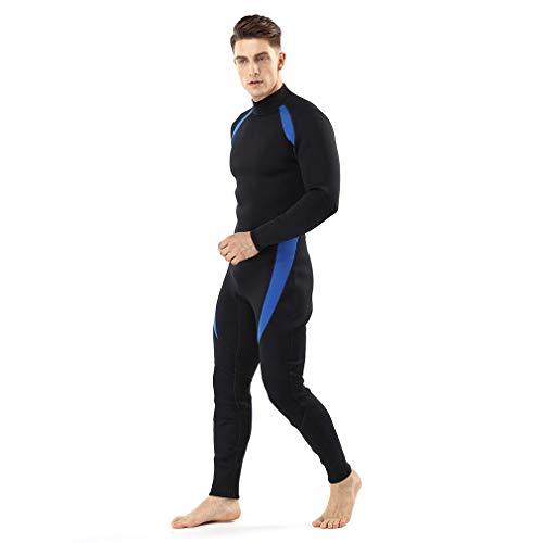 3Mm Våtdräkt för män kall och varm dykdräkt Surfdräkt utomhus våtdräkt My107 M