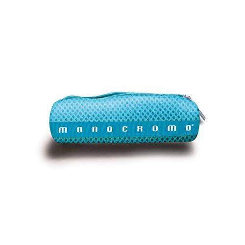 Pigna Monocromo Astuccio formato Tombolino Effetto Rete, Azzurro