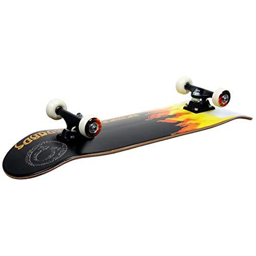 Renner Skateboards - A Series Beginner Skateboard (Flame)