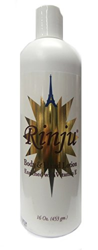 Rinju Lotion Body & Main Enriched with Vitamine E 453 g