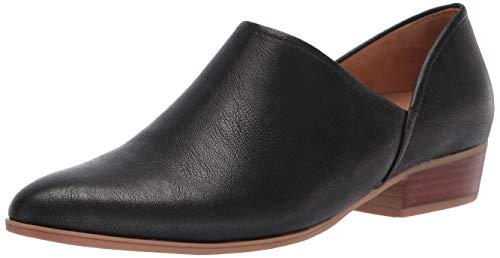 Naturalizer Women's Carlyn Ankle Boot, Black, 8