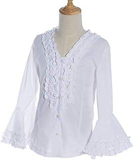 cead7840c Amazon.es: camisas blanca niña