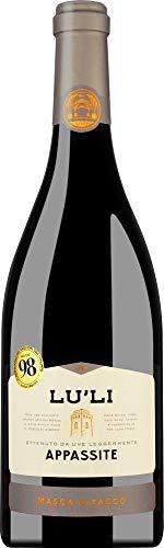 Masca Del Tacco Lu'Li Appassite 2019 - Rotwein, Italien, Halbtrocken, 0,75l