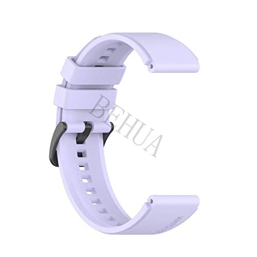 Correa de silicona para Huawei Watch GT 2 pro Original SmartBand pulsera para Amazfit GTR 2 / GTR 47mm / Stratos 3 2S pulsera