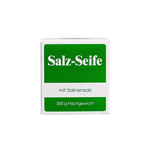 Saunabedarf Schneider - Salz-Seife, Salinen-Salzseife, 3x 200g