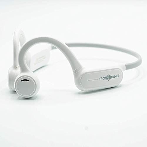 Auriculares Conduccion Osea - Bone Conduction Headphones para Hacer Deporte al Aire Libre - Auricular Open Ear Conducción Oseos Bluetooth para Fitness