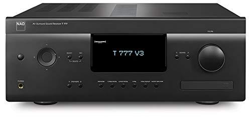 NAD T777v3, AV-Receiver, Dolby Atmos, 4k Ultra HD