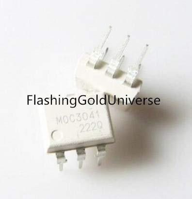100PCS MOC3041 DIP-6 New original