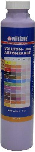 Wilckens Vollton- & Abtönfarbe Violett 750 ml