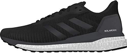 Adidas Men's Cblack/Gresix/Ftwwht Running Shoes -9 UK/India (43.3EU)(EF0789)