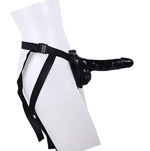 StiethUompSix De pene 7 Inches Black Regalo Masculino Flexible usable Mujeres el con de del Enorme Plug diseño Juguetes FZJUomp3Y13