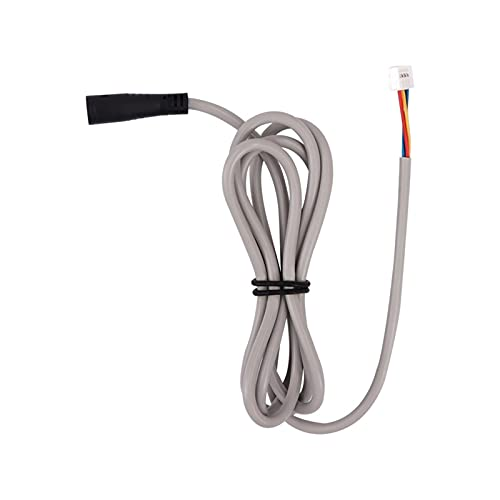 JUSU Store Ajuste para Xiaomi M365 Controlador Controlador de línea de datos Controlador de línea de conexión Cable de conexión Cable de datos de controlador de panel de control ( Color : Ligh