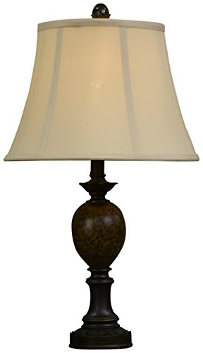 "Décor Therapy TL7910 25"" Huntington Table Lamp, Bronze Finish"