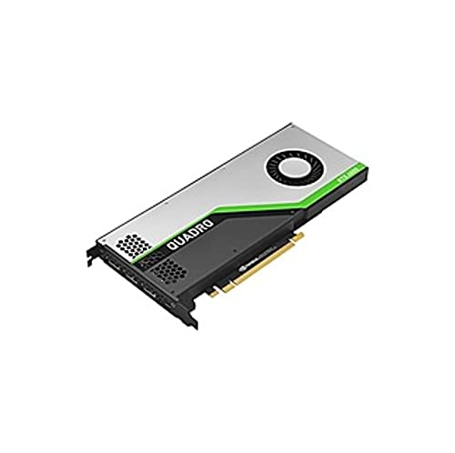 PNY NVIDIA Quadro RTX 4000 Graphic Card - 8 GB GDDR6 - TAA Compliant - PCI Express 3.0 x16 - DisplayPort (Renewed)