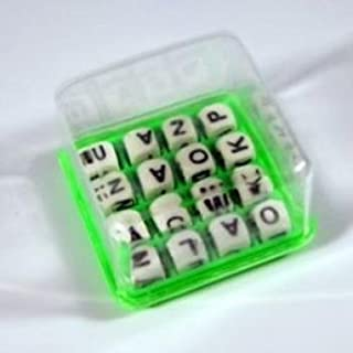 Mini Word Puzzle Game (box of 12) [Toy]
