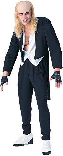 Forum Novelties Costumes  Disfraz de rockero para hombre, talla Standard (55032)