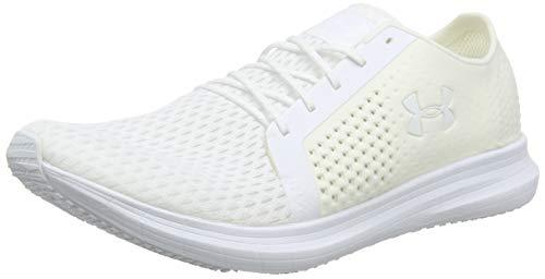 Under Armour UA Sway, Zapatillas de Running Hombre, Blanco (White), 42.5 EU
