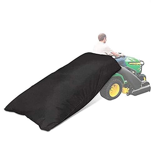 BigBig Style Rasentraktor-Laubbeutel, verschleißfest, wasserdicht, Gartenlaub, tragbare Müllsammeltasche