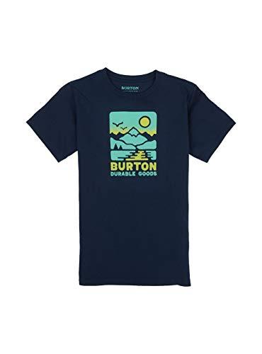 Burton Jungen Traildaze T-Shirt, Dress Blue, S