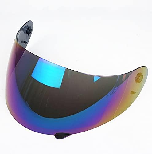 Helmet Visor Motorcycle Helmet Lens Fits AGV K3 / K4 Visera de Sol de Casco Moto Casco Completo (no Encaja AGV K3SV Casco)