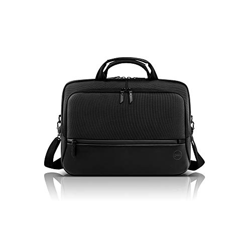 Dell PE1520C Laptop Briefcase 38.1 cm (15 Inches) Black Briefcase – Case (Mallin, 38.1 cm (15 Inches), Shoulder Strap, 1.13 kg, Black)
