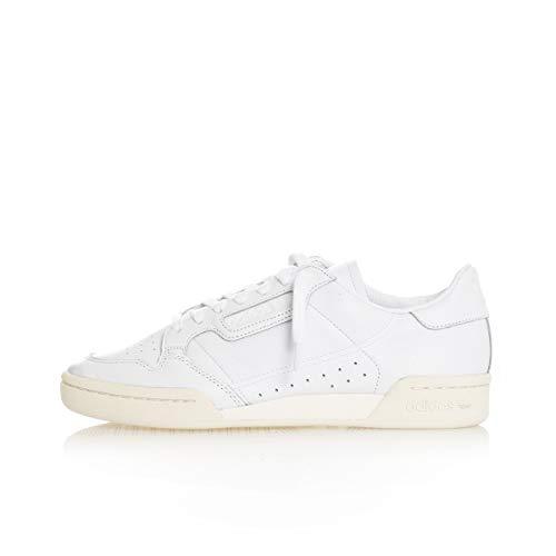 adidas Herren Continental Sneaker, Mehrfarbig (Cloud White/Off White Ee6329), 43 1/3 EU