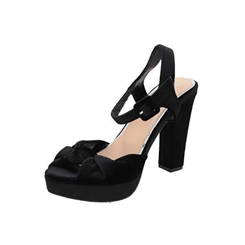 Dorothy Perkins DP x Vero Moda - Dublin Damen Pumps Schwarz High-Heels Stilettos, Größe:EUR 41