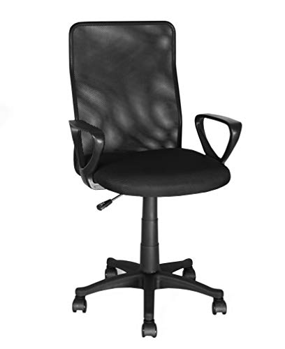MT MALATEC Bürostuhl Chefsessel Schreibtischstuhl Drehstuhl Mesh Netzdesign 10912