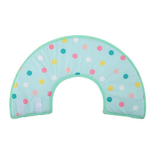 SALUTUYA Polyester und Schwamm, verstellbares Hundehalsband, Verstellbarer Halsschutz für Haustiere, Wundheilung Sicherheits-Halsabdeckung Wiederherstellung Haustierkegel für Hunde Katzen,(XL)
