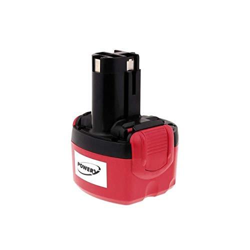 Accu voor Bosch Druklucht pomp PAG 9,6 NiMH O-Pack 1500mAh, 9,6V, NiMH